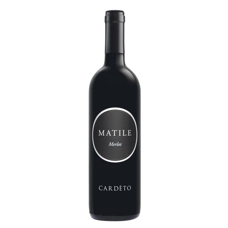205, Matile Merlot IGP Picco doc Umbria Cardeto