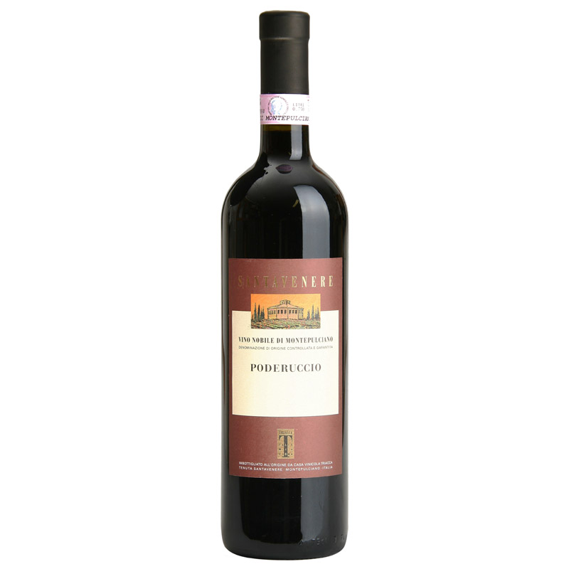 214, Vino Nobile di Montepulciano Poderuccio DOCG Triacca Santavenere