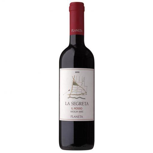 832, La Segreta Il Rosso DOC Sicilia Planeta