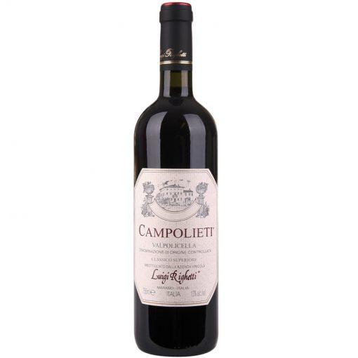 927, Valpolicella Classico Superiore Campolieti DOC Luigi Righetti