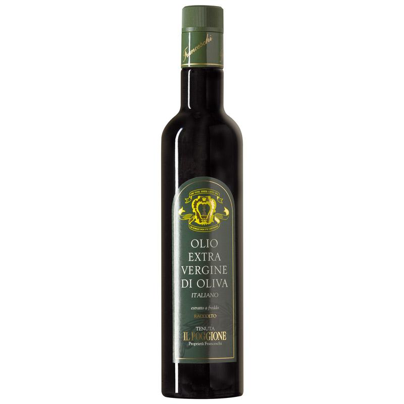 929; Olio di Oliva 0,5l Poggione