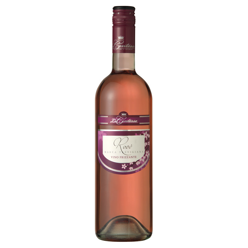 984; Pinot Rose¦ü Frizzante IGT Le Contesse