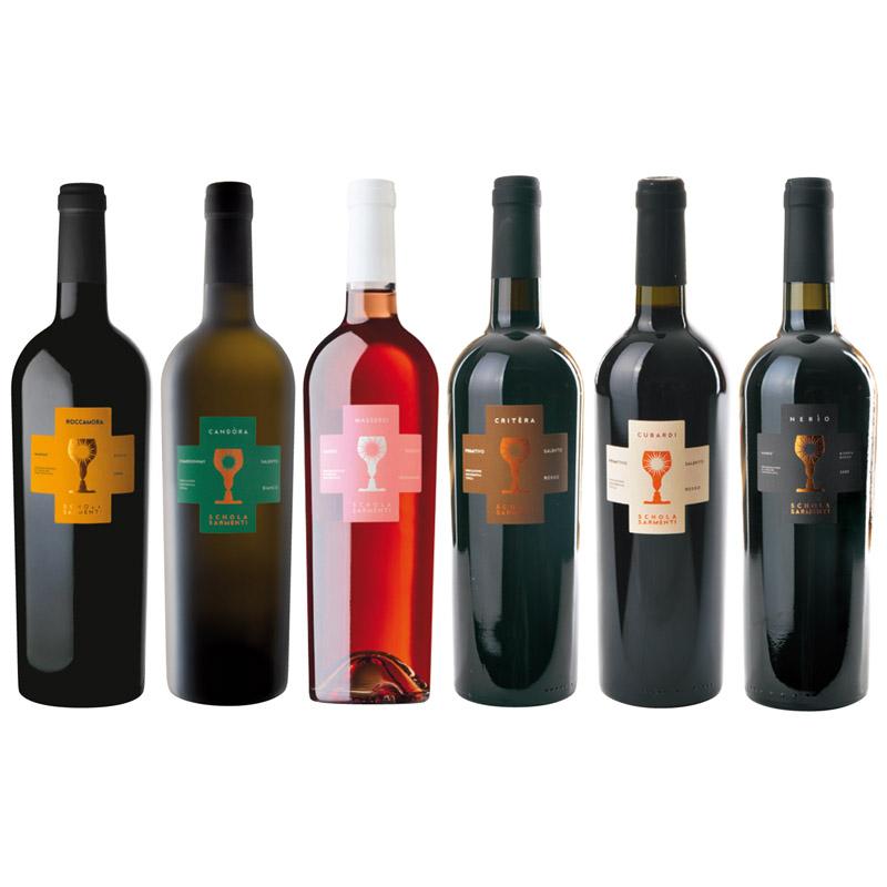 PP44 Spitzenweine aus Apulien