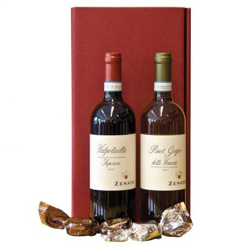 GK 8 Pinot Grigio & Valpolicella