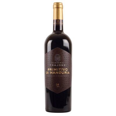 Produktbild des Primitivo Weins Primitivo di Manduria